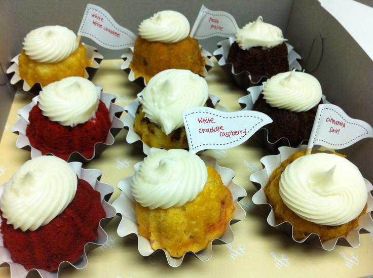Corpus Christi Bundt Cakes
