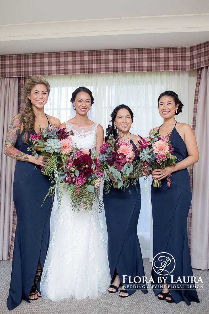 best burgundy wedding flowers images on pinterest flower beds