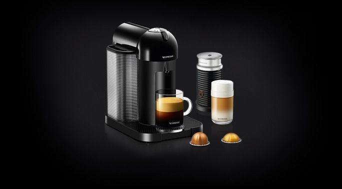 Vertuo Black Bundle | Vertuo Coffee Machine | Nespresso USA