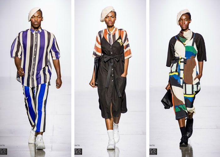 Augustine Joburg Fashion Week  AW16