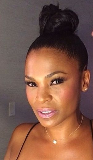Nia Long #eyebrows
