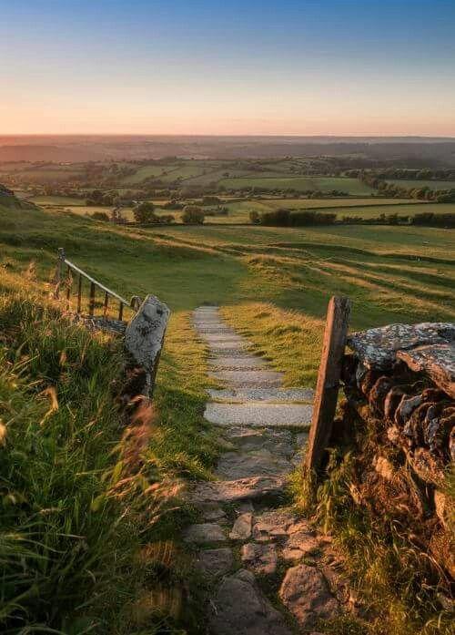 Dartmoor National Park, Devon