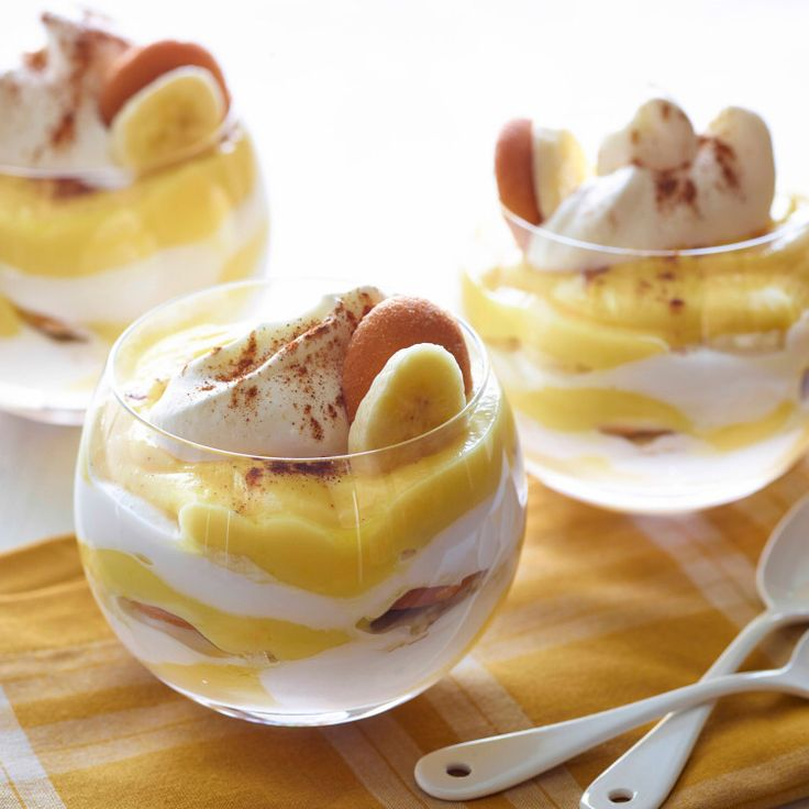 Banana Pudding By Sandra Lee
