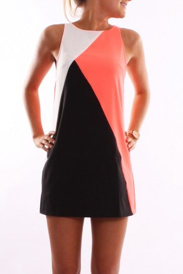 Crazy In Love Dress Coral - Dresses - Shop by Product - Womens