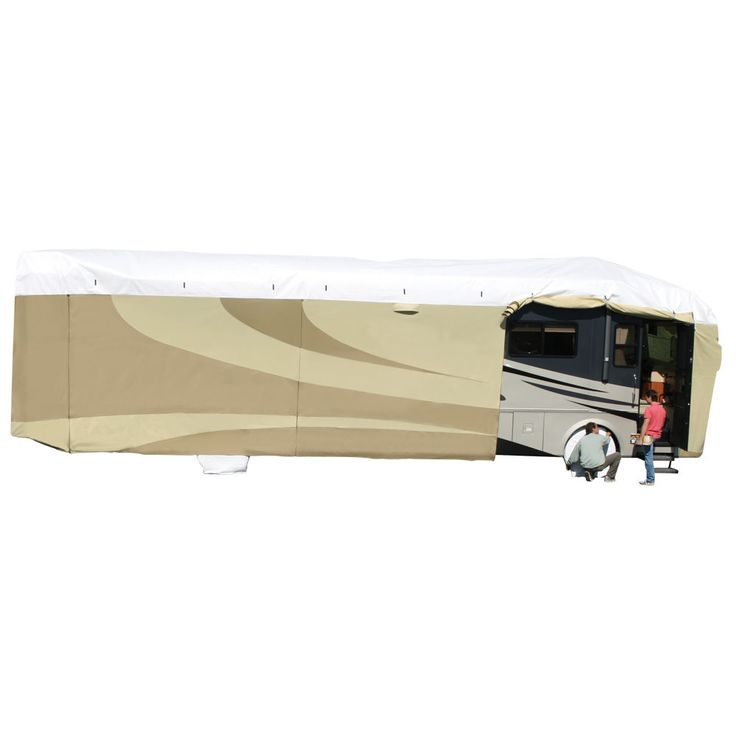 Hot new product added -  ADCO Class A Designer Tyvek RV Cover – 28'1″ to 31′ - http://ponderosa.co/camping-world/adco-class-a-designer-tyvek-rv-cover-281-to-31/