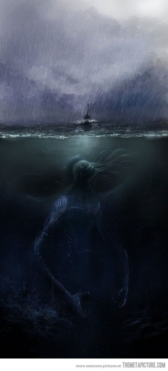 ♅Mythical Sea Creatures♅                                                                                                                                                                                 More