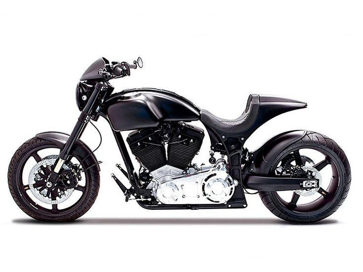 Arch Motorcycle Company's KRGT-1 - Keanu Reeves' dream bike
