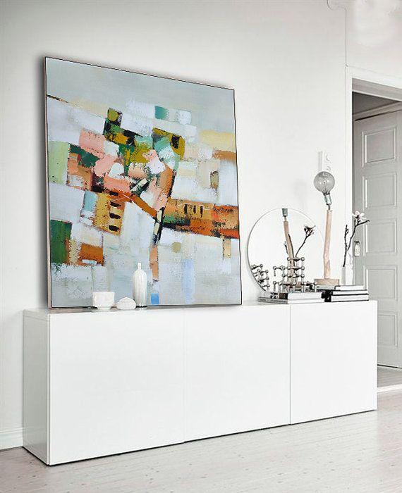 823 best B I G paintings images on Pinterest Home Living