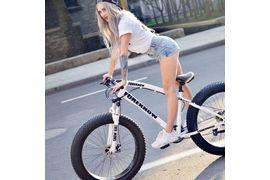 Фэтбайк велосипед в прокат Тюмень