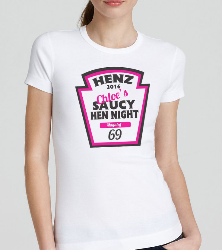 Saucy Hens Party T-Shirt