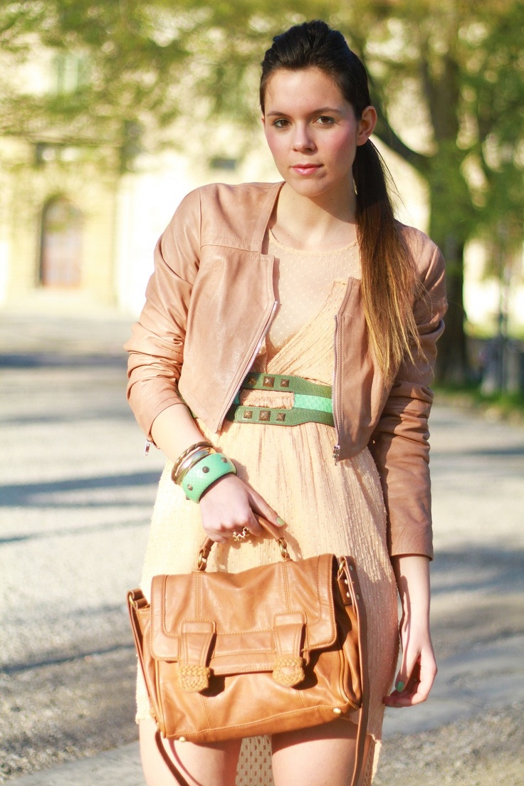 Romantic outfit ♥ by Irene Closet  Belt and Bangle -  VANGLE