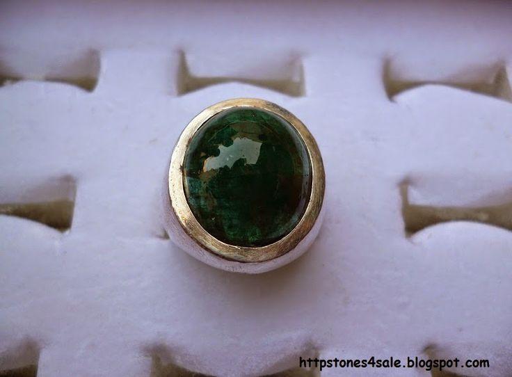 Gems and Precious Stones: Emerald For Sale
