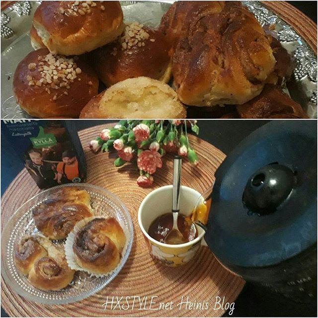 IHANAA&Herkullista Päivää, KORVAPUUSTIPÄIVÄÄ 4.10. ❤Nautin Aamu ja Päivä KAHVIN Korvapuustin kanssa. Herkullista...ARVOSTAN Perinteitä ja SUOSITTELEN Kotileivontaperinnettä. Perinteisiä Pikkupullia kuvassa. LEIVON melkein joka viikko, Suolaista ja Makeaa. HYMY @valiofi #korvapuustipäivä #leivontablogi #leivonta #perinne #koti #kotileivonta #pikkupullat #kanelipullat #korvapuustit #kahvi #hetki #kahvihetki #kahvipöytä #keittiö #suosittelen #kahvitauko ❤📚📰💡☺😉📷👀🌻👌
