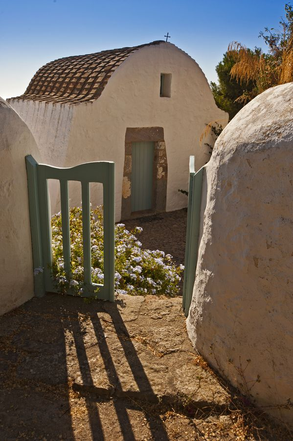 This is my Greece | Chapel on Patmos island, Dodecanese