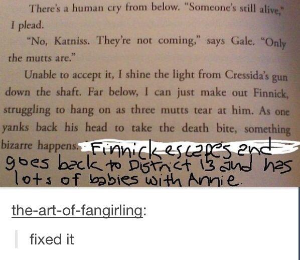 Finnick :(((