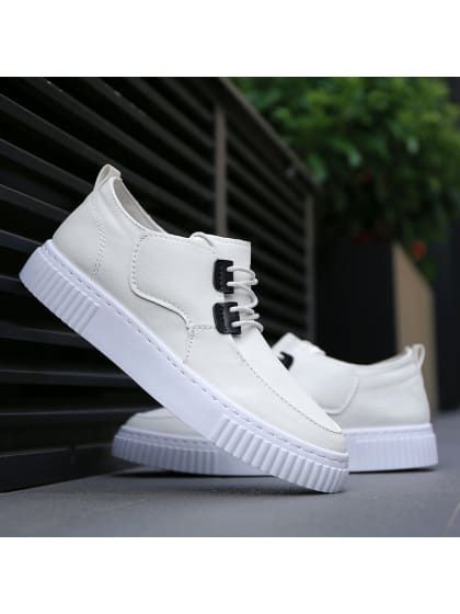 5c440cdf4391 Chunky Frisky kicky slip ons casual sneakers shoes for men boy teens at  home office work