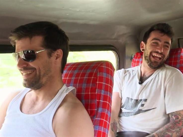 Christian Crippin and Jacob Hoggard (HEDLEY)