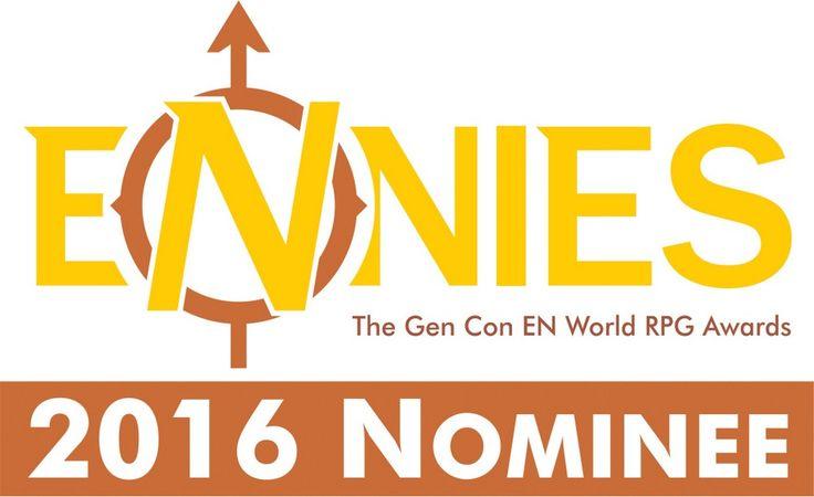 2016 ENnie Award Nominees