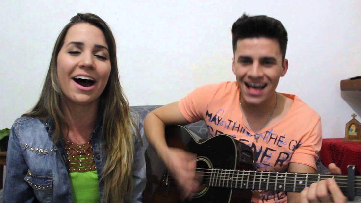 Mariana & Mateus - Cê Topa - Luan Santana (COVER)
