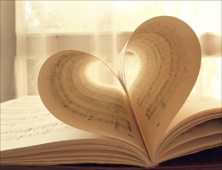 Piano sheet musicWriting A Book, Old Book, Heart, The Piano, Piano Music, Piano Sheet Music, Book Pages, Music Room, Music Book