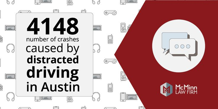 In Austin, TX traffic is no joke. In 2015 4,148 crashes were caused by distracted driving.  100% of them were preventable.  Distracted driving kills. Nationwide, it claimed 3,477 lives in 2015. See why experienced lawyers for motor vehicle accidents are among those that want to end texting while driving.