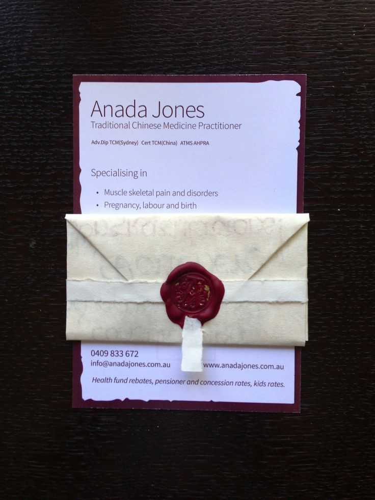 My handmade vouchers, made up to each individual requirement.