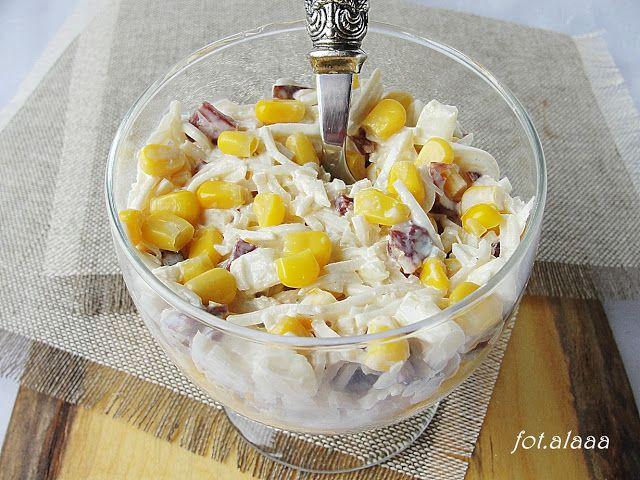 Ala piecze i gotuje: Sałatka z selera