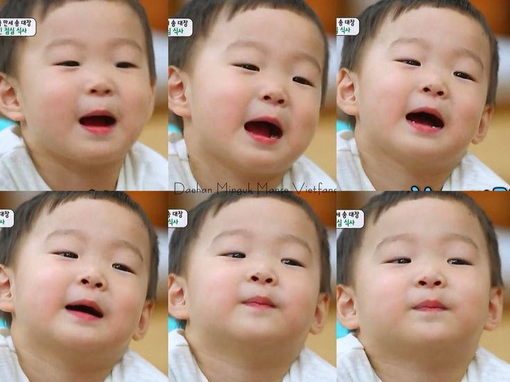 Daehan ❤️ | The Return of Superman