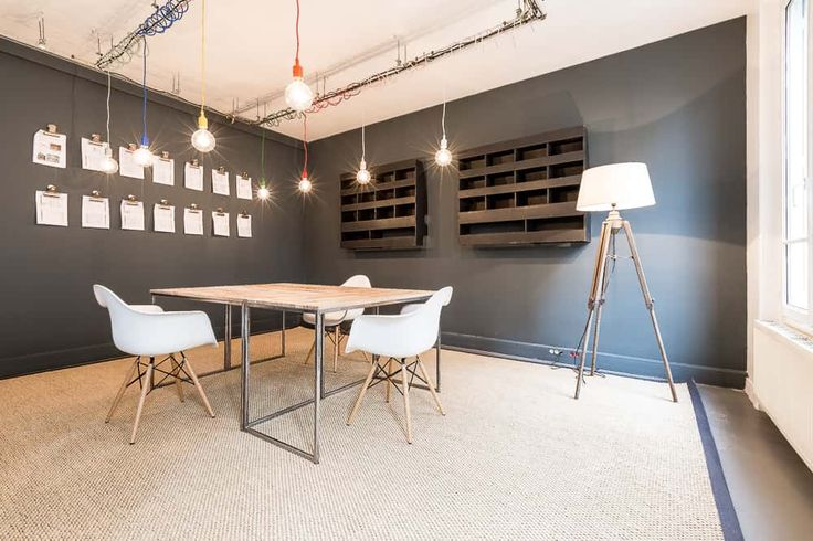 bureau semi-prive be-coworking rue de la jonquiere paris 17