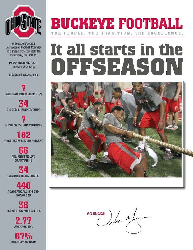 Ford Jones Buckeye >> 292 best Ohio state images on Pinterest | Ohio state buckeyes, Ohio state university and ...