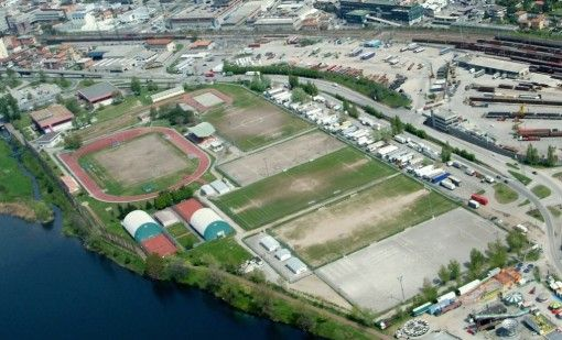 Sembra in partenza la progettazione di un nuovo centro sportivo. Il progetto