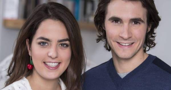 """Anouchka Delon et son amoureux Julien Dereims : Libres """"comme des papillons"""""""