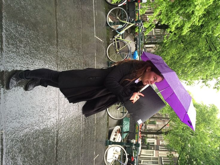 Interview with an Amsterdam Tour Guide - Annamaria Suba of @Eating Amsterdam Food Tours