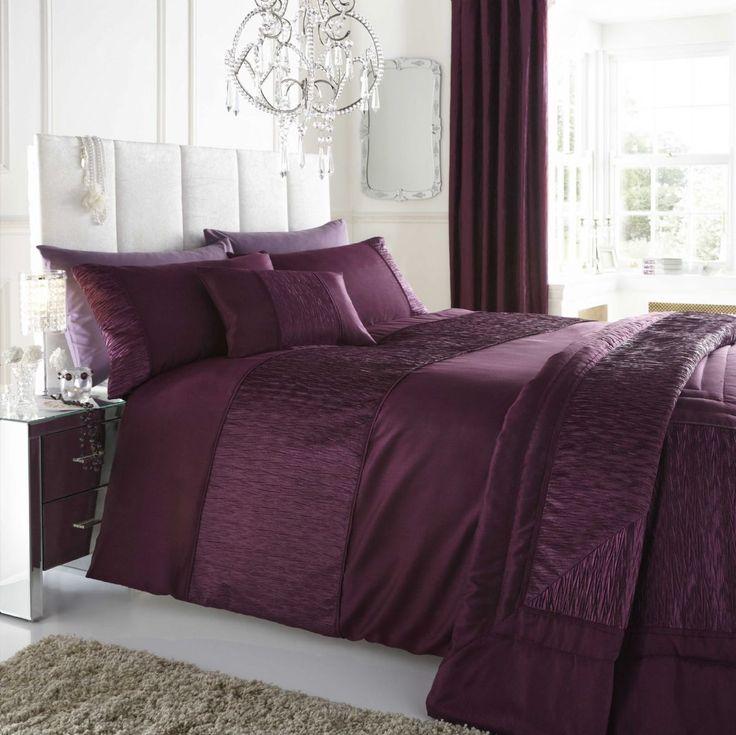 Purple Bedding Google Search Luxury Bedding Plum Bedding Luxury Bedding Sets
