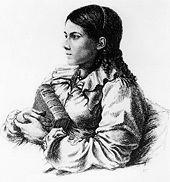 Bettina von Arnim (1785 - 1859)