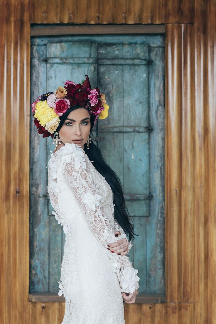 Mexican Love Story Wedding Inspiration