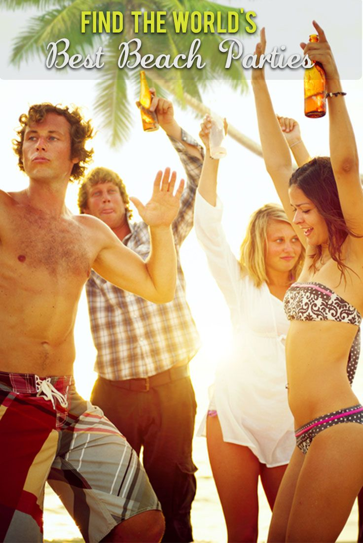 Do you always find your way at the best parties wherever you travel to? Then you should certainly explore the best beach party destinations. Party through the day and night at any of these top 10 beach destinations and have an exciting time.