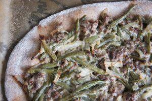 Recept voor zuurdesem pizzadeeg met starter