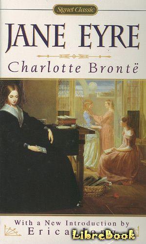 Вопрос 15. Джейн Эйр (Jane Eyre) книга детства.