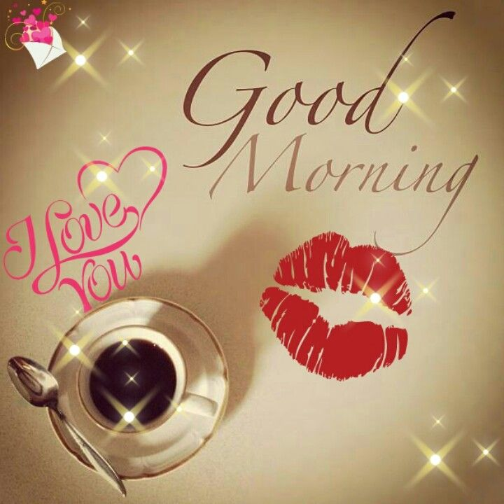 Te amo buenos dias taza de cafe | CORAZONES Y AMOR