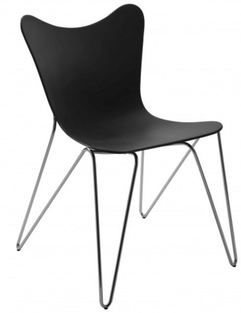 17 best images about table chaises on pinterest pastel eames and mod - Chaise cuir roche bobois ...