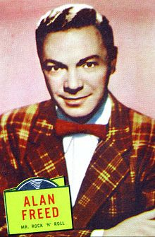 "Alan Freed | In the mid-1950s, the Chess brothers received two doo-wop groups by Alan Freed, the Coronets and the Moonglows; the former group was not very popular but the latter achieved several crossover hits including ""Sincerely"", which was inducted into the Grammy Hall of Fame in 2002. Several of Chess's releases gave a writing credit to Alan Freed."