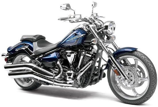 Cruiser Motorcycles Yamaha Raider S (XV1900S)