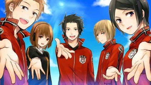 Arashiama squad <3