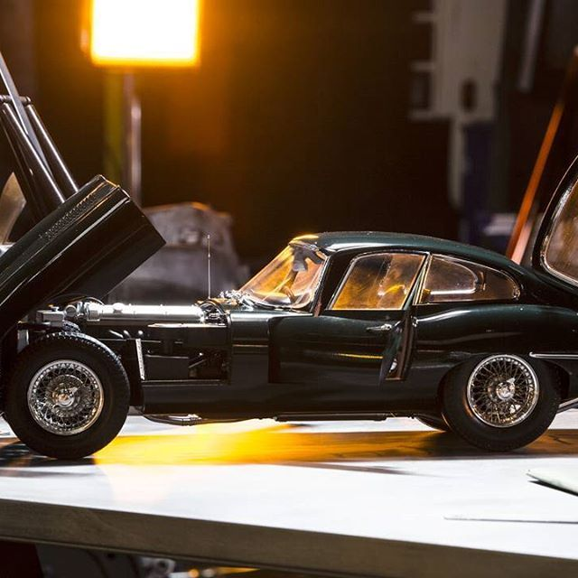 In 2004, Sports Car International magazine placed the Jaguar E-type at the top of their list of Top Sports Cars of the 1960s.