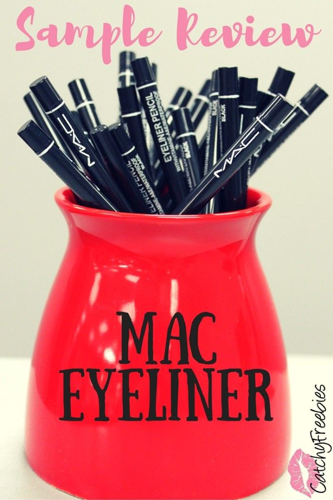 Check out this review of our MAC eyeliner makeup sample from beauty blogger Charming Guru! Click to sign up for your own beauty samples!