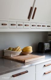 Old house's kitchen designed By Lilian Design. Made By Puuhuone Nurminen