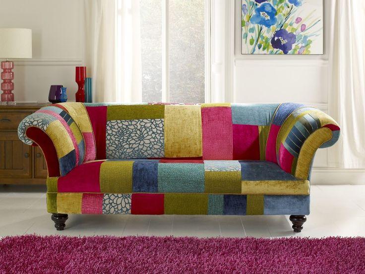 patchwork sofa                                                                                                                                                                                 More