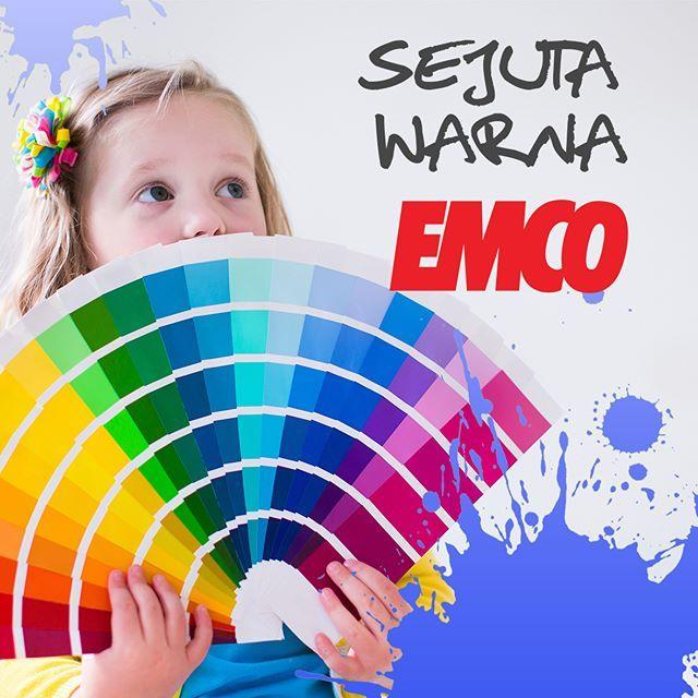 Lihat pilihan warna EMCO LUX di www.matarampaint.com. Kali ini dengan pilihan kombinasi warna modern dan impresif. 😄  #EMCOLUX #COLORtorial #catkayubesi #warna #ngecat #surabaya #jakarta #depok #tangerang #bogor #bekasi #bandung #bali #banyuwangi #denpasar #jember #jogja #semarang #solo #kediri #mataram #nusatenggara #lombok #purwokerto #padang #makassar #cirebon #kupang #malang @indonesianrepost @indonesia_kaya @indotravellers @exploresurabaya