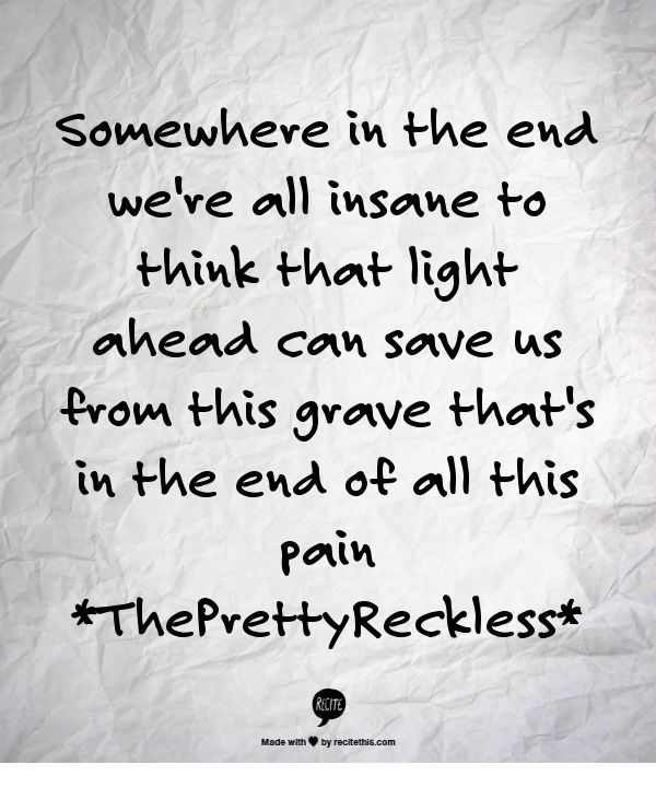 House on a Hill - The Pretty Reckless - Going To Hell